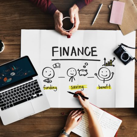 How To Break Into The Financial Industry