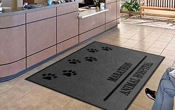 Stylish Custom Designed Logo Rugs That Attracts Your Customers